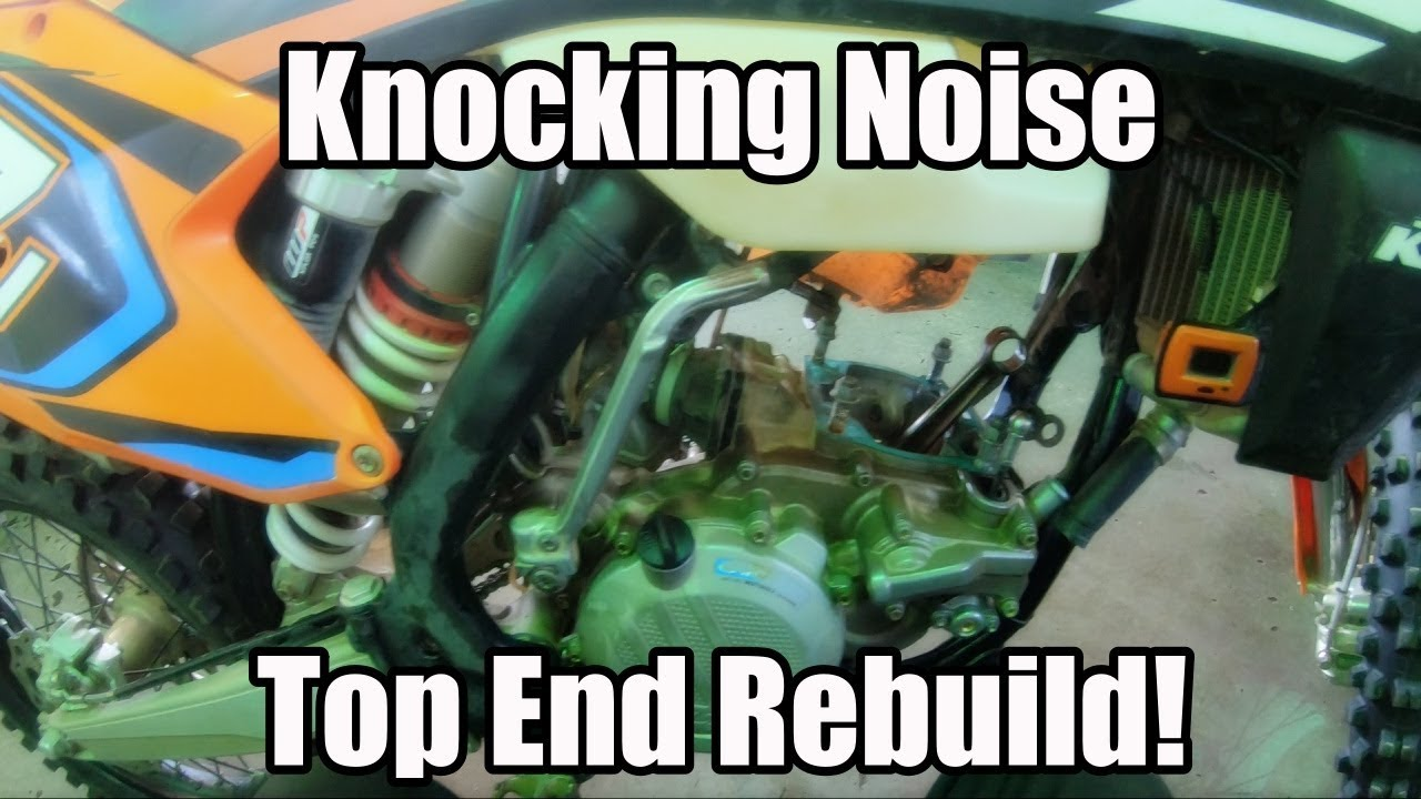 Download 2017 KTM 300 Engine Knocking Noise. Diag and Fix!