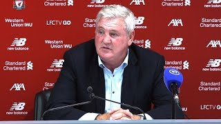 Liverpool 3-1 Newcastle - Steve Bruce Full Post Match Press Conference - Premier League