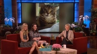 '2 Broke Girls' and Their Pets!