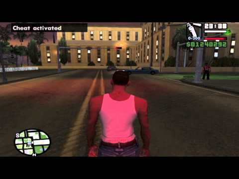 gta sanandreas sex cheats