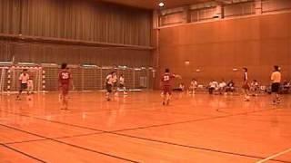 20091101 東京都クラブリーグ 入替戦 後半1