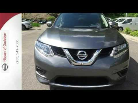 Perfect Used 2015 Nissan Rogue Gadsden AL Rainbow City, AL #P3360