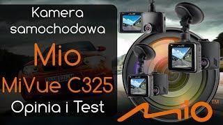 Kamera samochodowa Mio MiVue C325 - Opinia i Test