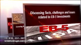 United States EB-5 Immigration Seminar - English