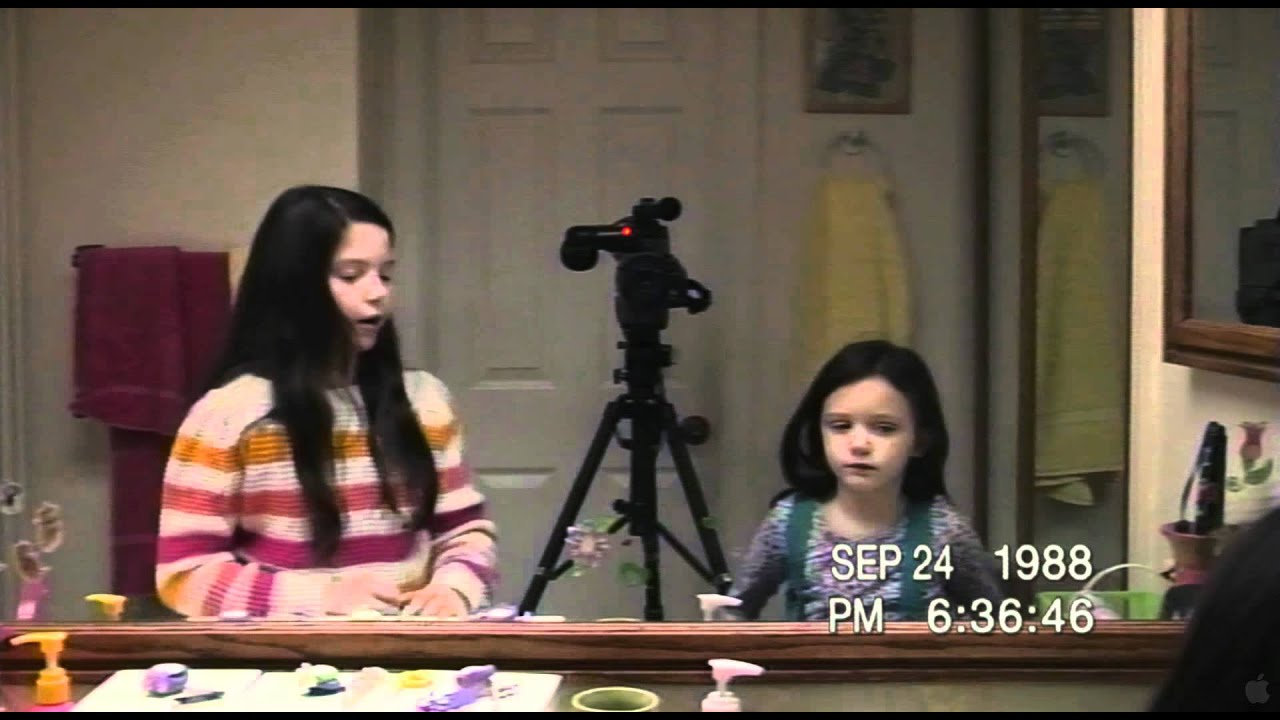 Paranormal Activity 3 - Teaser Trailer (HD 1080p)