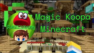 magic koopa play minecraft online    mini game (1