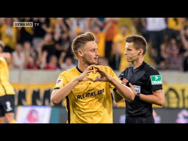 """Dynamo-Tor"" des Sommers | Lucas Röser"