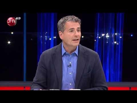 Andrés Velasco analizó la política nacional en Tolerancia Cero