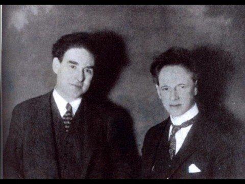 Schuett Rococo-Minuet Bauer- Gabrilowitsch Rec.1928