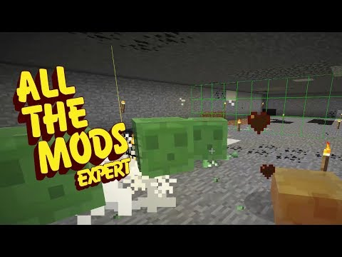 All The Mods Expert Mode - SLIME PEARLS [E46] (Minecraft Expert Mod Pack)
