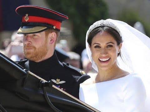 Prince Harry And Meghan Markle Wedding.Full Ceremony Meghan Markle And Prince Harry S Royal Wedding