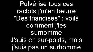 Maitre Gims Outsider paroles