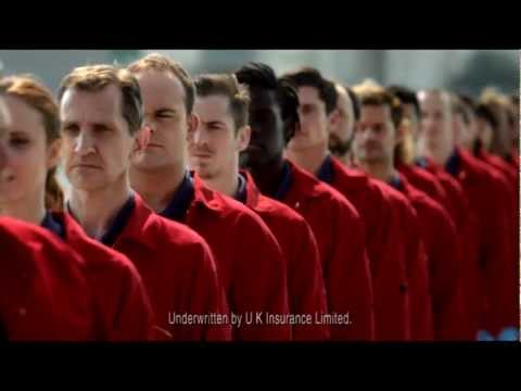 Direct Line Car Insurance TV Advert - Take the Direct Line