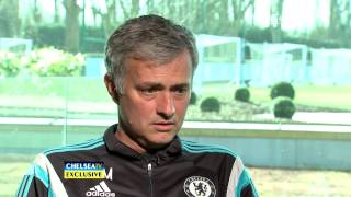 Chelsea: Mourinho: Let's go together