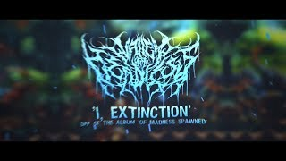 VALLEY OF THE HEADLESS - I, EXTENICTION [OFFICIAL LYRIC VIDEO] (2019) SW EXCLUSIVE
