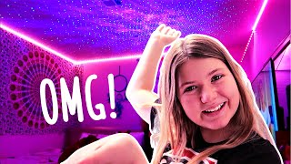 NEW ROOM TOUR & SHOPPING FOR ACCESSORIES! ***Gone Wrong***