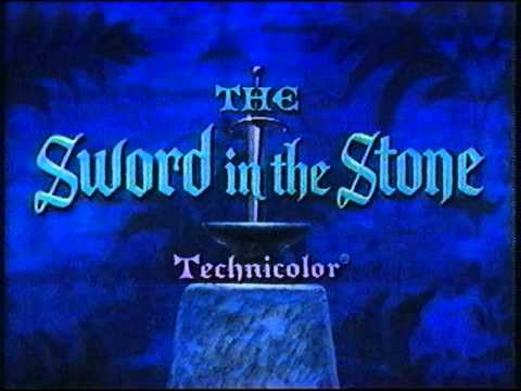 Opening to The Sword in the Stone 1994 VHS (Version #2 ...
