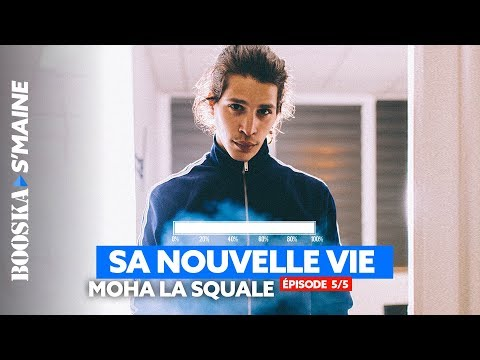 Moha La Squale : Sa nouvelle vie, sa notoriété, ses ambitions, les concerts... [Booska S'maine 5/5]