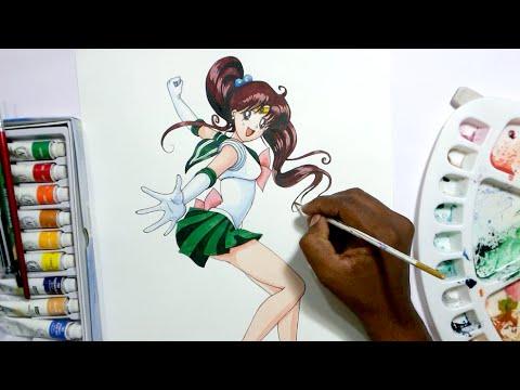 Sailor jupiter sailor jupiter cam girl