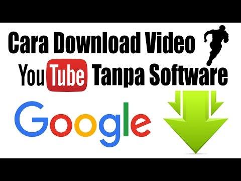 Cara Download Video YouTube Tanpa Software