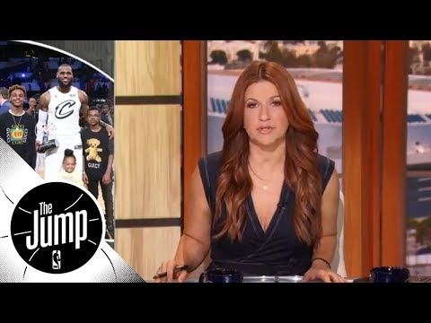 Rachel Nichols: The race for LeBron James begins  The Jump  ESPN