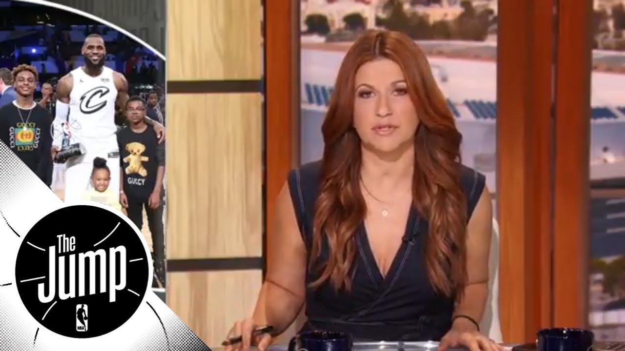 Rachel Nichols: The race for LeBron James begins | The Jump | ESPN