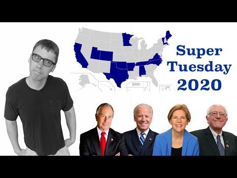 Super Tuesday 2020 Livestream