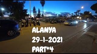 ALANYA Отели кафешки парки у пляжа Клеопатры Ваши любимые места Часть 4 Алания 29 января 2021