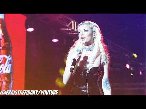 "Era istrefi - Performance - Bonbon/NjoSiTi Live at ""Coca Cola Happy Energy Tour 2016"" (Bulgaria)"