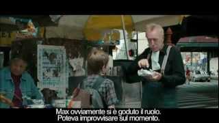 Molto Forte, Incredibilmente Vicino - Featurette con Max Von Sydow - Al cinema dal 23 Maggio 2012