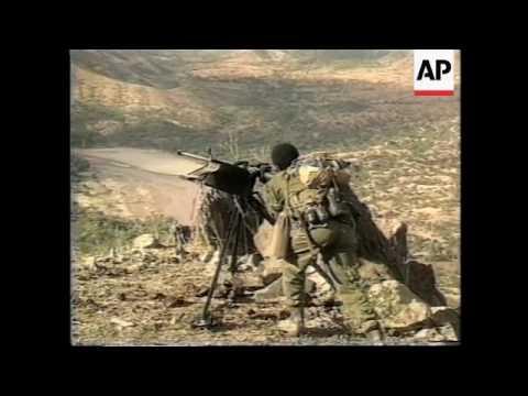 ETHIOPIA/ERITREA: FIGHTING LATEST
