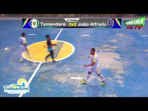 PE FUTSAL ADULTO: Confira os gols de Tamandaré 6x3 João Alfredo