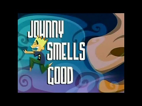 Johnny Test, Johhny Smell Good !!! Rarely seen on season 3 ( HD)