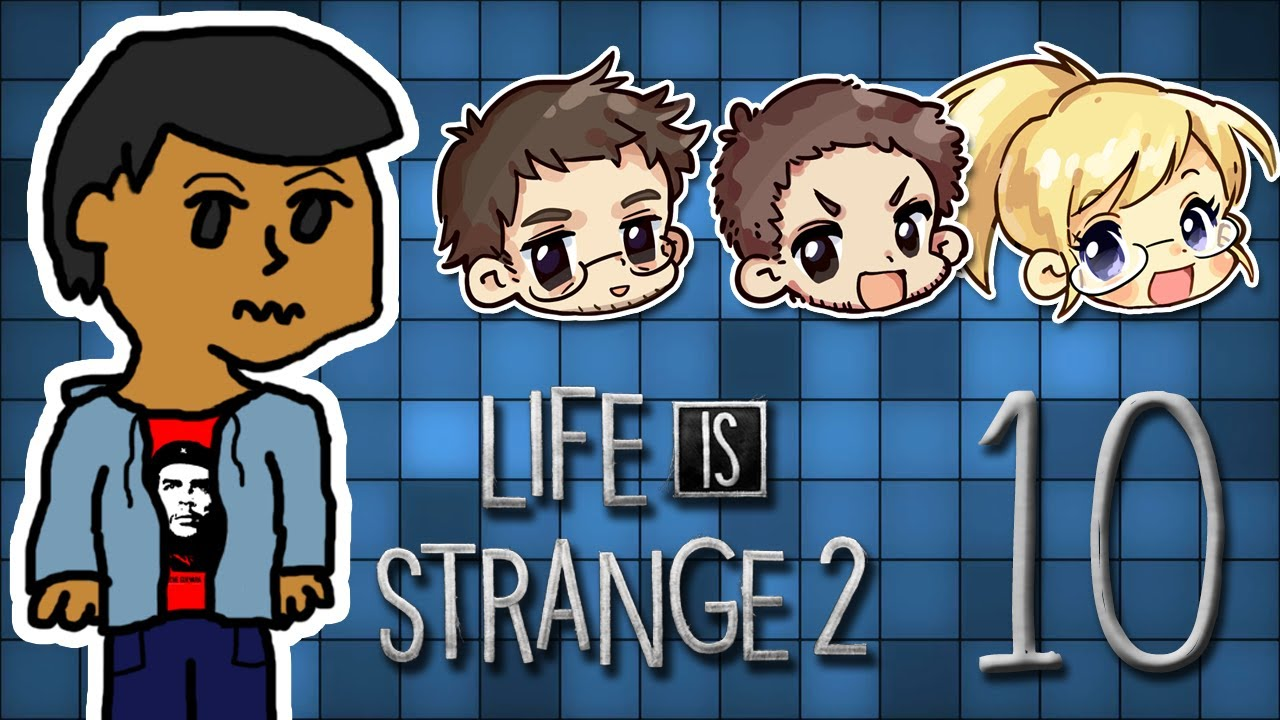 Life Is Strange 2 Episode 4: Faith - RELEASE DAY STREAM! - Game Boomers