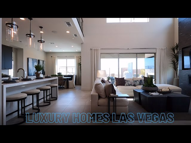 Acadia Ridge by Toll Brothers | Luxury Living in Summerlin Las Vegas | New Homes For Sale | $738k+