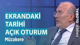 Ekrandaki Tarihi Açık Oturum / Müzakere / 17.06.2019