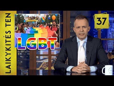 LGBT ir miegantis apuokas || Laikykitės ten su Andriumi Tapinu || S03E37