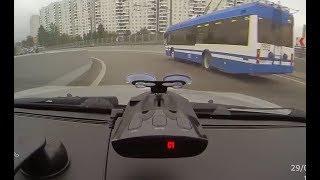видео Видеорегистратор 3 в 1 с антирадаром и GPS 2017-2018
