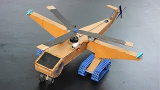 How to Make a Helicopter | Electric Helicopter