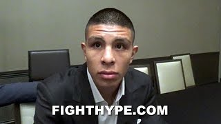 "JAIME MUNGUIA SAYS JERMELL CHARLO ""ABSOLUTELY"" A FIGHT HE LIKES; CLAIMS SADAM ALI SIMILAR STYLE"