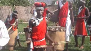 "Burundi culture: Association""Club RUHAMIRIZA"" ( Part 1/3 )"