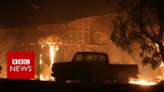 Santa Paula Fire: Some 27000 residents were forced to flee their ho...