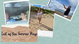 THE LAST OF THE SUMMER VLOGS | ROAD TRIP | A DAY AT THE BEACH | TREASURE HUNTING - Tanya Louise