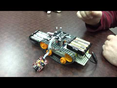 FEZ Cerberus, the smallest and most featured .NET Gadgeteer mainboard