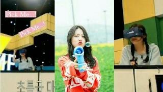 ['GameShow' Recording]  Kim Sohye 김소혜 Dancing Pick Me Wearing fake vr glass