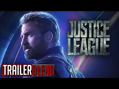 """Avengers: Infinity War Trailer (Justice League """"Heroes"""" Style)"""