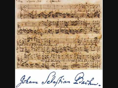 Bach - Italian Concerto BWV 971 - Part 2 : Andante