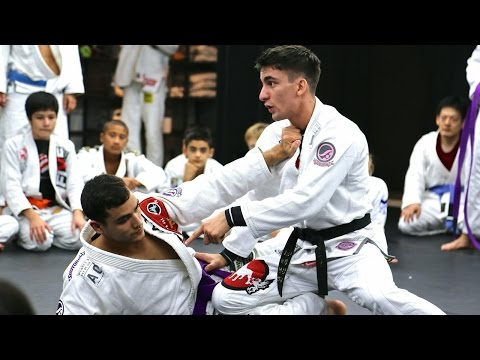 Gui Mendes | Top Game Concepts + Triangle From Knee Slide | Japan Seminar