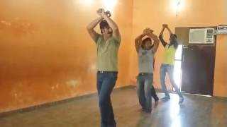 Haryanvi Dance Performance By Mohit Saini  Aaja Main Tere Laad Ladau
