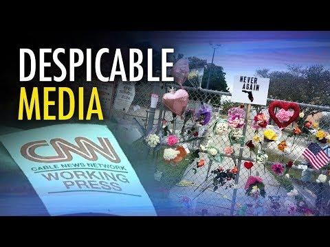 "Media ""crashed funeral"" of Florida shooting victim | John Cardillo"